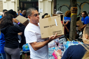 Relief Effort for Puerto Rico & Mexico