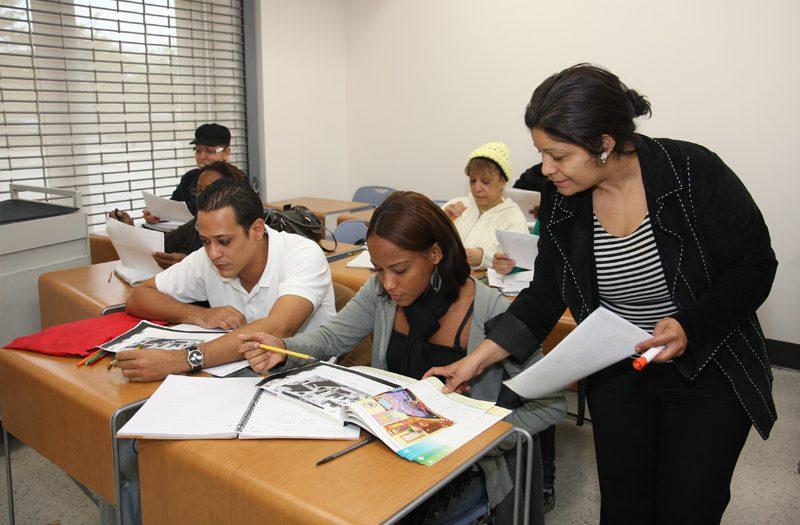 Adult Literacy and Job Training – Dominico-American Society